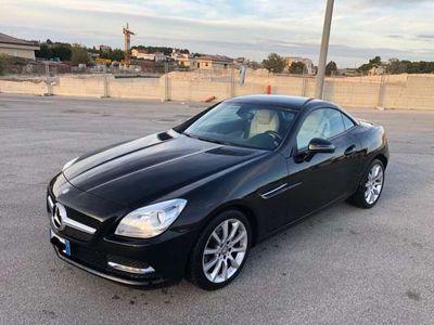 usata Mercedes SLK200 CGI Sport