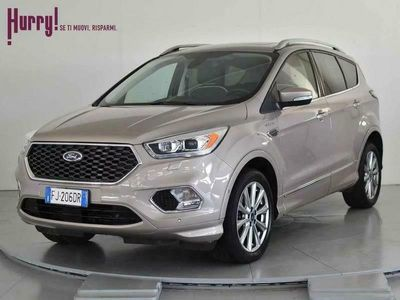 second-hand Ford Kuga 2.0 TDCI 180 CV S&S Powershift 4WD Vignale usato