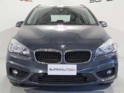 usata BMW 218 Gran Tourer d advantage business/7 posti diesel
