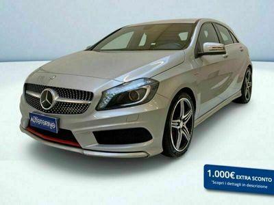usata Mercedes A250 BlueEFFICIENCY Premium