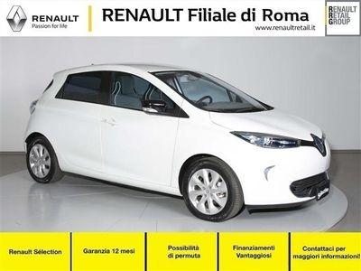 usata Renault Zoe usata Intens Q210 a Roma