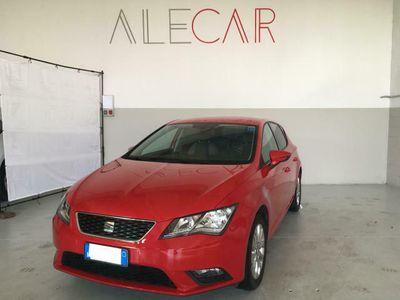 usata Seat Leon 1.6 TDI 105 CV 5p. Style - 2014