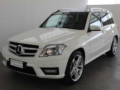 usata Mercedes GLK220 CDI 4Matic BlueEFFICIENCY Premium del 2012 usata a Bologna