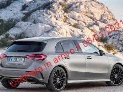 usata Mercedes A250 AUTOMATIC 4MATIC BUSINESS DEL 2020