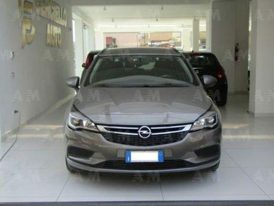 usata Opel Astra 1.6 CDTi 110CV Start&Stop Sports Tourer Advance