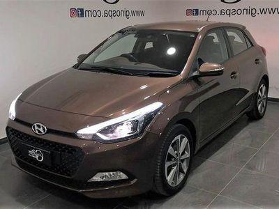 used Hyundai i20 1.2 84 CV 5 porte Style