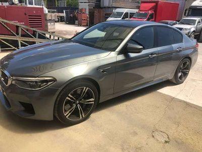 usata BMW M5 600 hp full optional