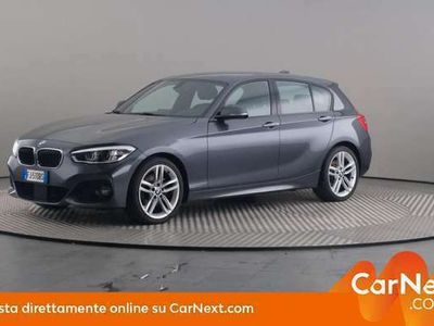 usata BMW 120 1 Serie d Xdrive Msport Automatica