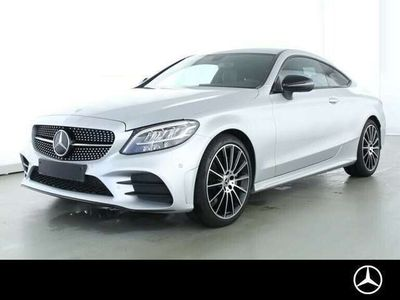 usata Mercedes C200 EQ-Boost Coupé Premium AMG / *NIGHT*LED*