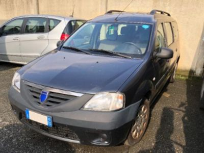 usata Dacia Logan MCV 1.5 dCi 70CV 7 posti Ambiance