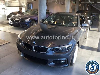 usata BMW 420 SERIE 4 COUPE D XDRIVE COUPE` MSPORT