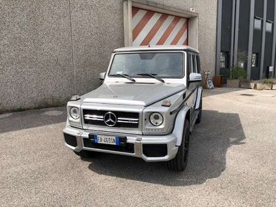 usata Mercedes G400 CDI cat S.W. Lunga - AMG EDITION -