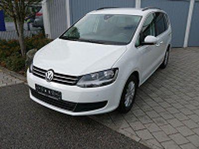 usata VW Sharan 2.0 Tdi Dpf Comfortline * Bmt * Winterpaket * Navi * Acc * Pdc * Shzg * RÜckfahrkamera * 7-sitzer