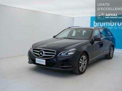 usata Mercedes E250 ClasseSport Automatico 2.1 Diesel 204CV