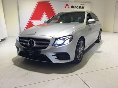 usata Mercedes E220 CLASSE E SW Classe E (w/s213)S.w. 4matic Auto Premium