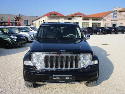 usata Jeep Cherokee 2.8 CRD DPF Limited Auto