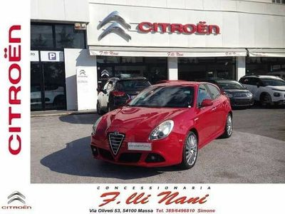 gebraucht Alfa Romeo Giulietta Giulietta 2.0 JTDm-2 140 CV Exclusive2.0 JTDm-2 140 CV Exclusive