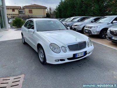 usado Mercedes E200 CDI cat Elegance - PERFETTA