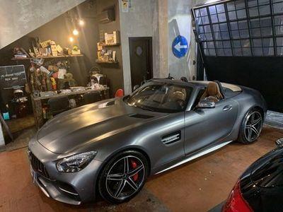 used Mercedes AMG GT C Roadster SUBENTRO LEASING