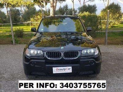 usado BMW X3 xDrive20d usato