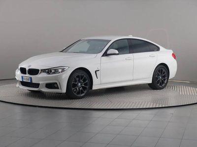 usata BMW 420 4 Serie d Xdrive Msport