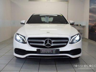 używany Mercedes E220 Auto Sport