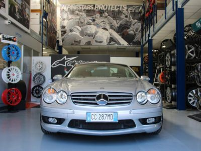 usata Mercedes SL55 AMG AMG Classe (R230) Kompressor cat