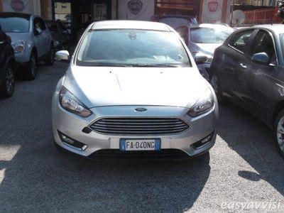 brugt Ford Focus 1.5 TDCi 120 CV Start&Stop Powershift Business rif. 10334020