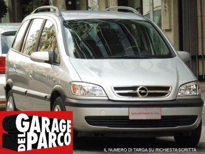 usata Opel Zafira 2.0 16V DTI CLUB 7 POSTI *TAGLIANDI *