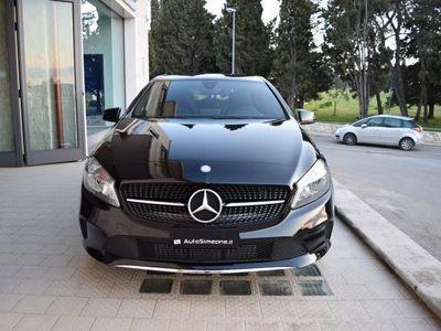 usata Mercedes A180 d Business 16213 KM NAVI TELECAMERA USB