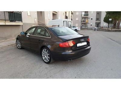 usata Audi A4 2.0 TDI 143CV F.AP. mult.