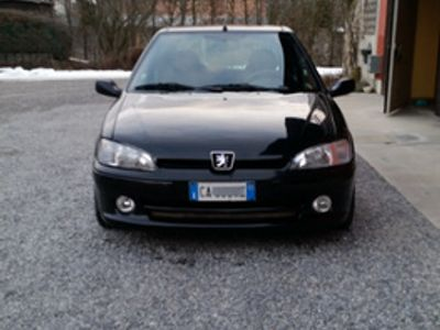usado Peugeot 106 1.6i cat 3 porte Rallye