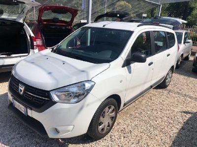 usata Dacia Lodgy 1.5 dCi 90 cv 2017