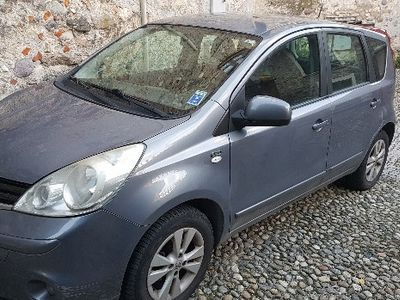 used Nissan Note GPL