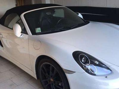 usata Porsche Boxster sport chrono pasm