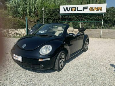 usata VW Beetle New1.9 TDI 105CV Cabrio