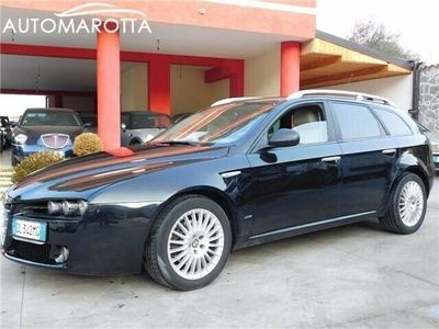 usata Alfa Romeo 159 1.9 JTDm SW Exclusive RILASCIAMO N.TELAIO X VERIF