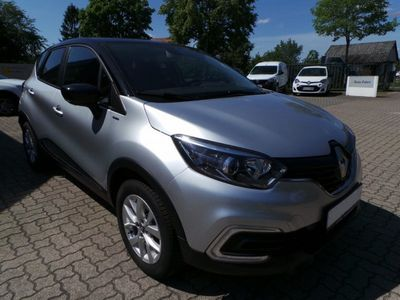 used Renault Captur Tce 120 Edc Limited Navi Pdc