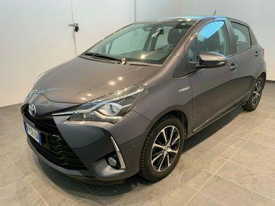 usata Toyota Yaris Hybrid 1.5 Hybrid Active 5p.