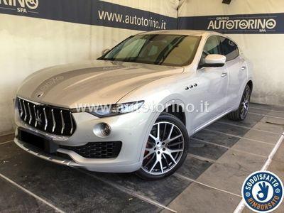 used Maserati Levante LEVANTE3.0 V6 awd 250cv auto