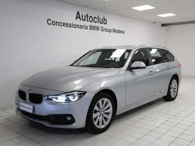 used BMW 320 Serie 3 Touring d Business Advantage aut. usato