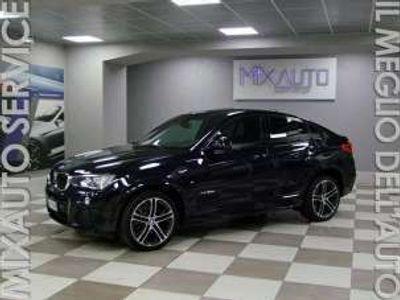 usata BMW X4 xDrive 20d mSport EU6