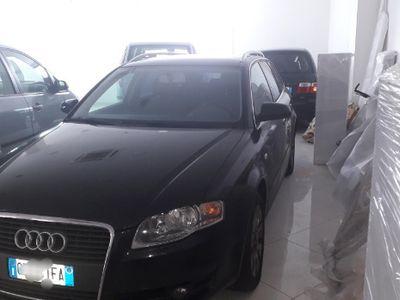second-hand Audi A4 tdi sw 140cv