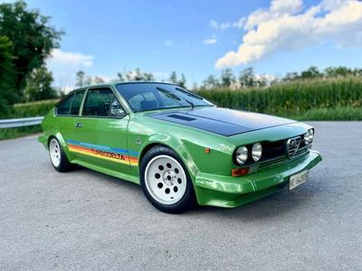 usata Alfa Romeo Alfetta GT/GTV Turbodelta