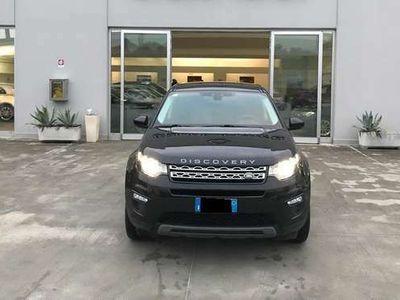 usata Land Rover Discovery Sport 2.0 TD4 180 CV PRONTA CONSEGNA
