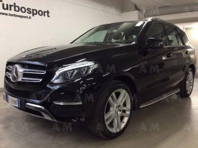 usata Mercedes 350 GLE suvd 4Matic Exclusive del 2016 usata a Imola