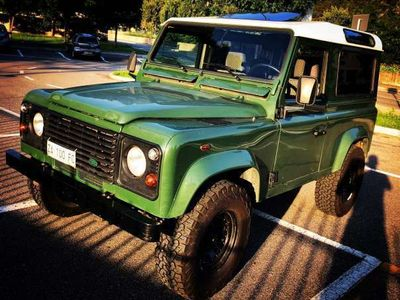 used Land Rover Defender 90 2.5 Td5 Station Wagon