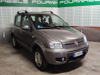 usata Fiat Panda 4x4 1.3 MJT 16V DPF Climbing