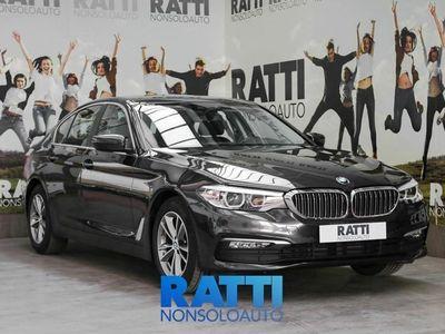 usata BMW 520 (G30/G31) d 2.0 Business 190 CV Automatico