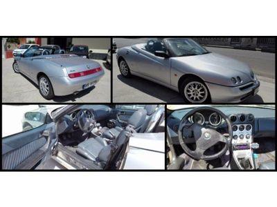 usata Alfa Romeo Spider Gtv/Spider1.8i 16V Twin Spark cat